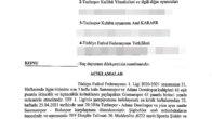Adana Demirspor ve Tuzlaspor'a şike iddiasıyla suç duyurusu yapıldı