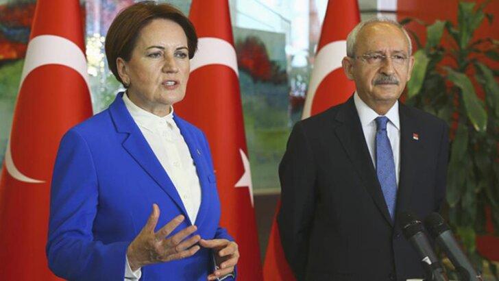 Akşener'den 'CHP'nin Cumhurbaşkanı adayı Kılıçdaroğlu'dur' açıklamasına ilk yorum: Saygıyla karşılarım