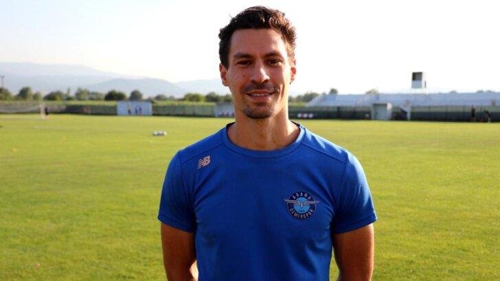 Benjamin Stambouli: 'Hedefimiz ligi en iyi yerde bitirmek'