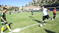 Kızıldağ Yaylası Köylerarası Futbol Turnuvası başladı