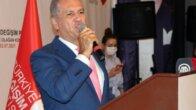 Mustafa Sarıgül, partisinin Adana İl Kongresi'ne katıldı