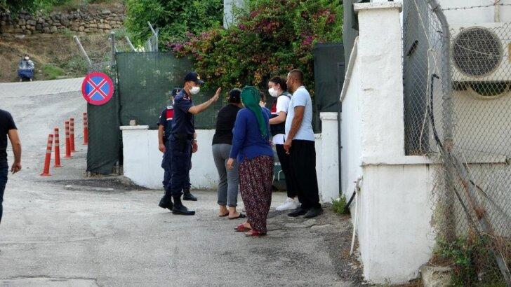 Evin önünden kaçırılan genç kız, jandarma operasyonu ile kurtarıldı