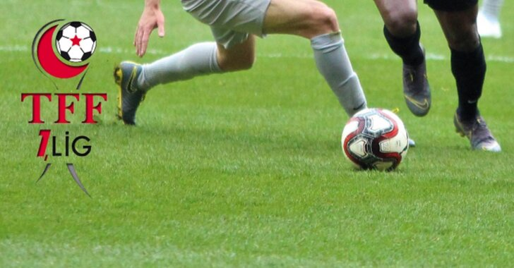 TFF 1. Lig'de 2021-2022 sezonu fikstürü belli oldu