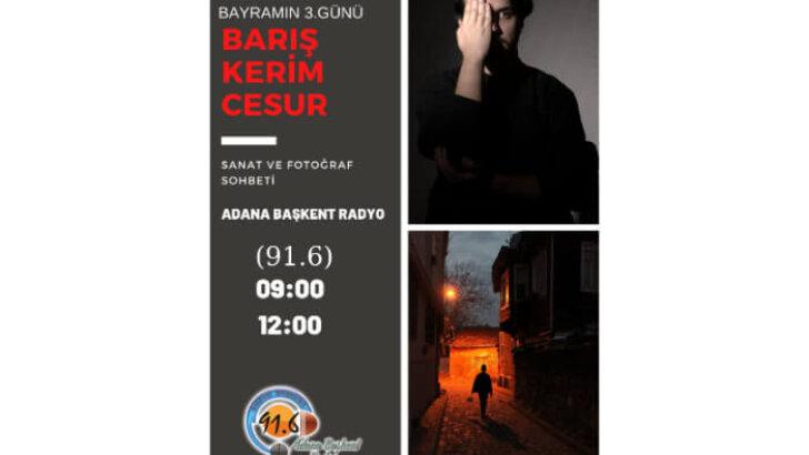 Adana Başkent Radyo'dan bayram özel programı
