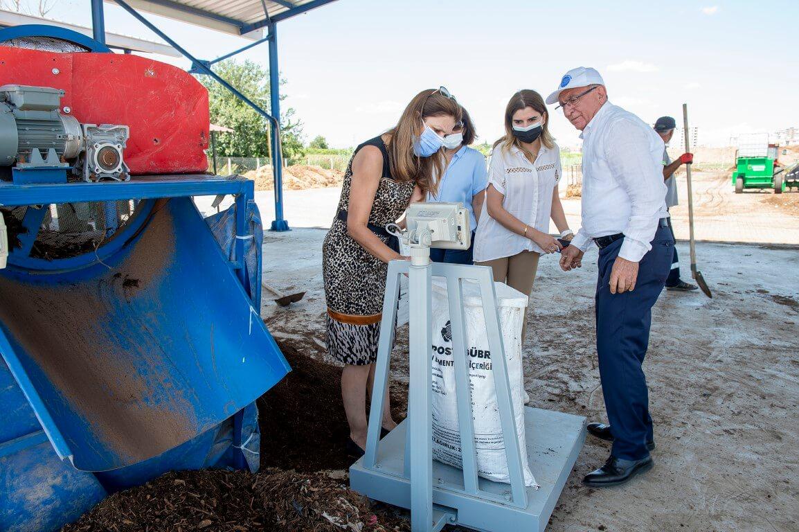 Seyhan Belediyesi'nden Gıdamı Koruyorum Projesi
