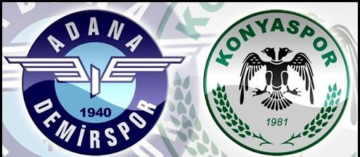 Adana Demirspor - İH Konyaspor