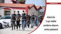 Adana'da 3 ayrı silahla yaralama olayının zanlısı yakalandı