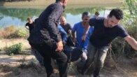Adana'da sulama kanalında çocuğa ait olduğu tahmin edilen ceset bulundu