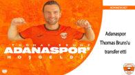 Adanaspor, Thomas Bruns'u transfer etti