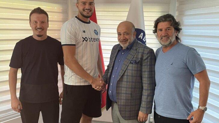 Adana Demirspor, Manchester City'den kaleci Muric'i kiraladı