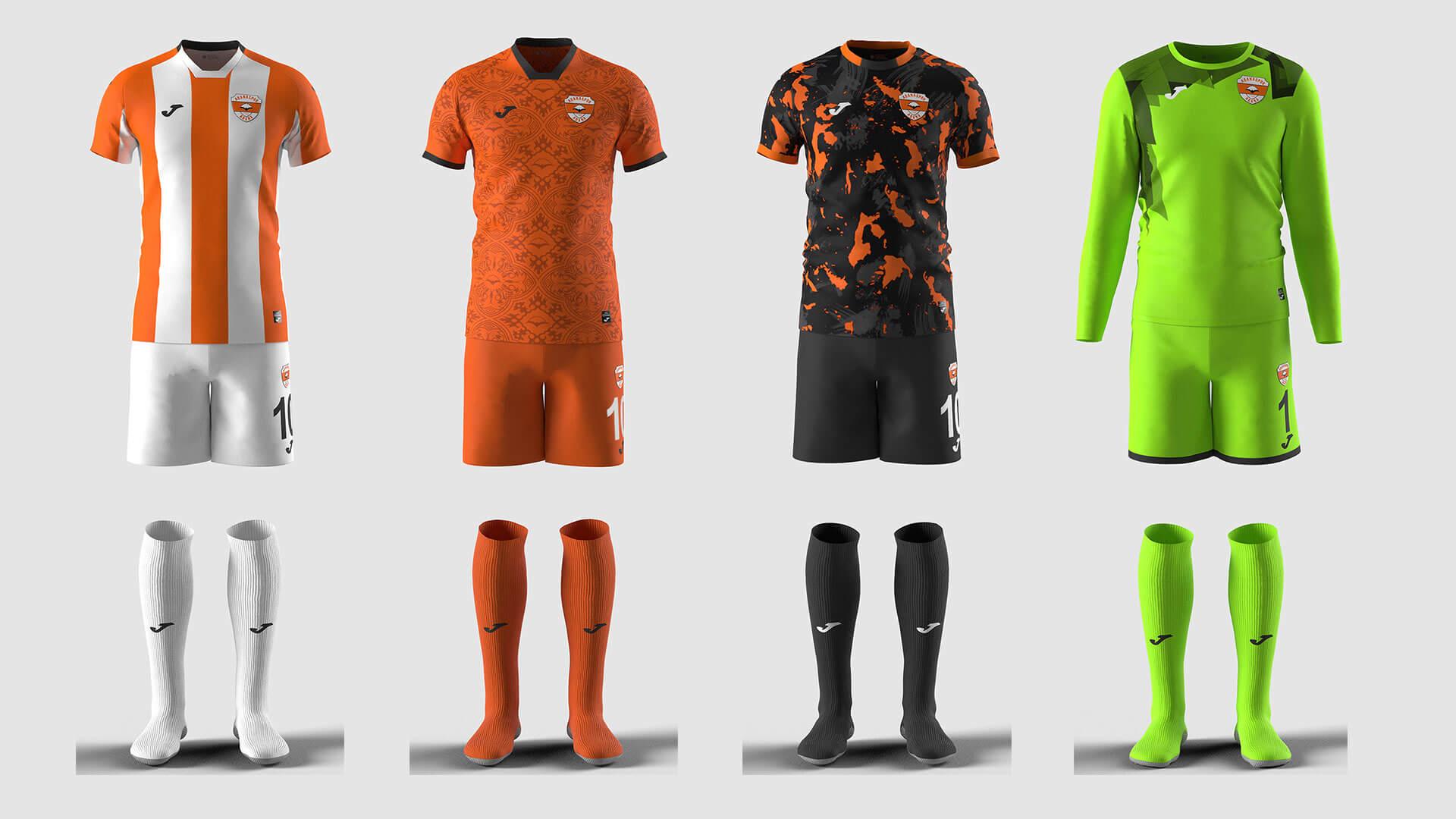 Adanaspor 2021-2022 Sezonu Formaları