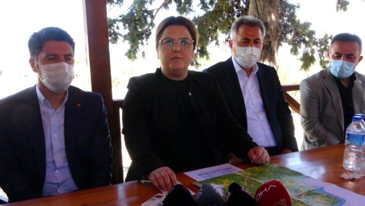 Bakan Yanık: '21 milyon lira kaynak aktarıldı, eksik oldukça aktarım devam edecek'