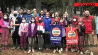Adana'da Avrupa Hareketlilik ve Spor Haftası etkinliği düzenlendi
