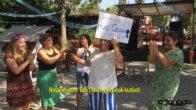 Boşanmasını 'Erik Dalı' oynayarak kutladı