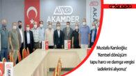 Karslıoğlu: 'Kentsel dönüşüm tapu harcı ve damga vergisi iadelerini alıyoruz'
