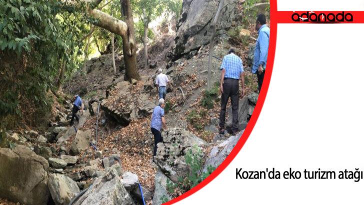 Kozan'da eko turizm atağı