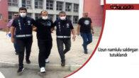 Uzun namlulu saldırgan tutuklandı